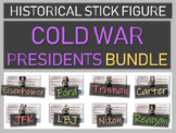 Cold War presidents BUNDLE (Truman, Ike, JFK, LBJ, Nixon, Ford, Carter, Reagan)