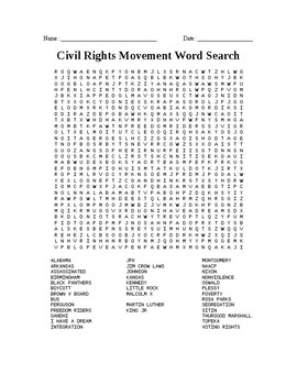 Cold War: word search