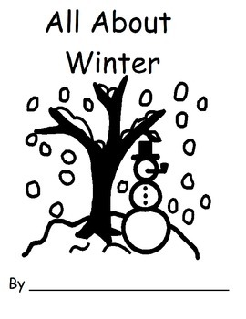 Cold Weather Bundle with interactive book and two black and white books