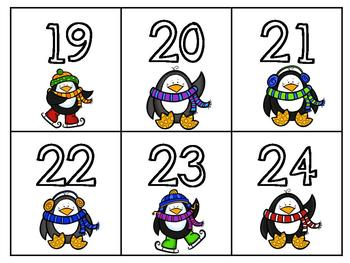 Cold Weather Math Games