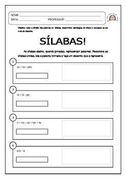 Coleção Craque no Português - Sílabas