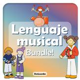Colección - Cuadernos de música para primaria