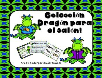 Colección Dragón para el salón!