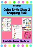 Coles Little Shop 2 Game