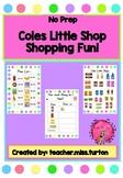 Coles Little Shop Game