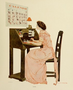 Coles Phillips 50 image download collection