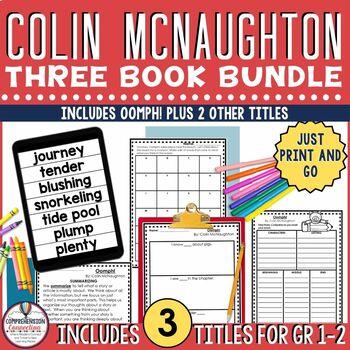 Colin McNaughton Author Study