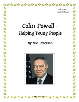 Colin Powell - Helping Young People