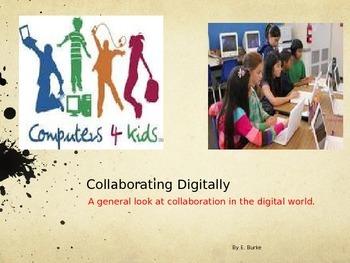Collaborating Digitally