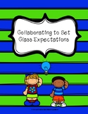 Collaborating to Set Class Expectations