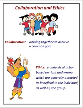 Collaboration & Ethics for Students