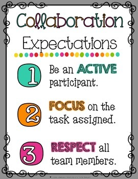 Collaboration Expectations