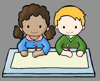 Collaboration Kids Clip Art