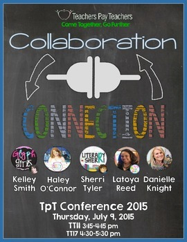 TPT Conference Collaboration Panel Handout (TT11 and TT17)