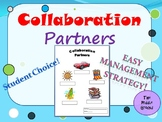 Collaboration Partners sign up
