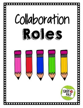 Collaboration Roles