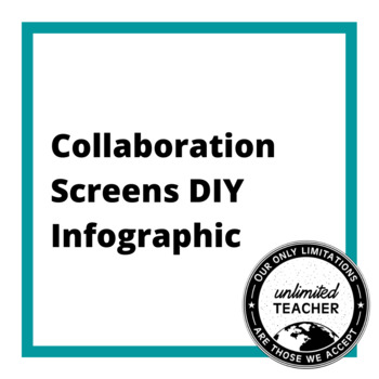 Collaboration Screens DIY Resource