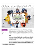Collaboration Starts With You