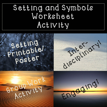 Collaborative Activity:  Understanding Setting in Symbols