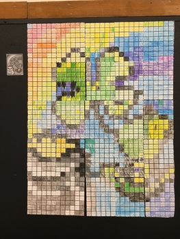 Collaborative Basic Math Mosaic, St. Patricks Day (Add & Subtract up to 20)