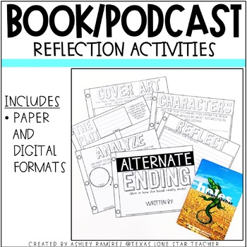 Collaborative Book Club Projects (DIGITAL AND PRINT VERSIONS)