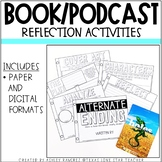 Book and Podcast Collaborative Projects (DIGITAL AND PRINT VERSIONS)