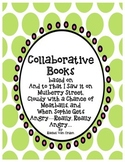 Classrooom Collaborative Books