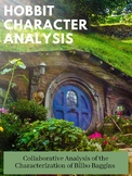Collaborative Character Analysis: The Hobbit