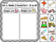 Collaborative Classroom: Being a Reader - Set 2 Week 2 b or p? Sound Sort
