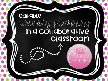 Collaborative Classroom Planning