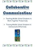 Using Storytelling to Share Ideas : Collaborative Communications Unit 2