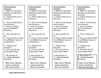Collaborative Conversation Bookmarks