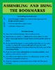 Collaborative Conversation Bookmarks with Self Evaluation Checklist