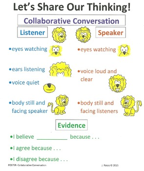 Collaborative Conversation Poster