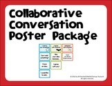 Collaborative Conversation Poster (Say Something, Agree &