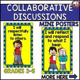 Collaborative Discussions Grade 3 4 5
