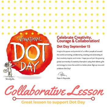 Collaborative Dot, 4 pack