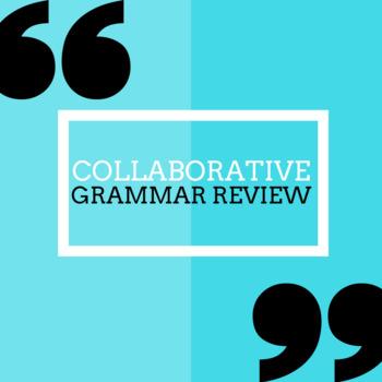 Collaborative Grammar Review