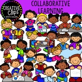 Collaborative Learning Clipart {Creative Clips Clipart}