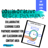 Collaborative Learning Clock Partners