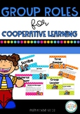 Collaborative Learning Group Work Cards/Tags