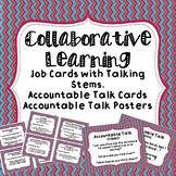 Collaborative Learning Group Job Cards, Accountable Talk C