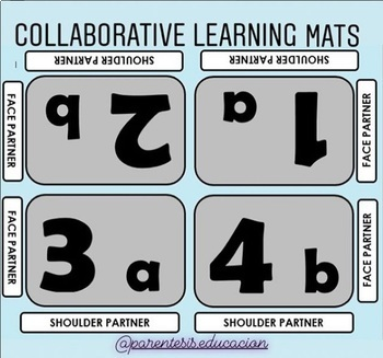 Collaborative Learning Mats