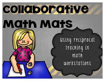 Collaborative Math Mats