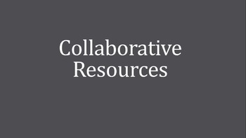 Collaborative Resources and BYOD