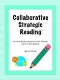 Collaborative Strategic Reading Materials