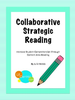Collaborative Strategic Reading Materials