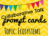 Collaborative Talk Cards - Ecosystems