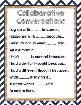 Collaborative Talk Stems