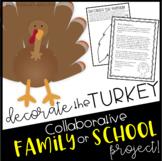 Collaborative Turkey (Thanksgiving) Project